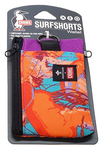 Chums Surf Shorts Wallet, Jelly Fish