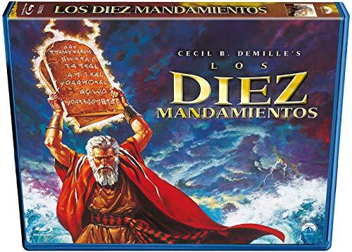 Los Diez Mandamientos Edición Horizontal [Blu-ray]