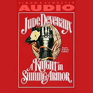 A Knight in Shining Armor audiobook cover art