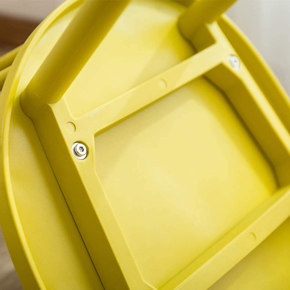 THMJIE Antidérapante Chaise à Manger Moderne Simple Multi-Couleur Moderne réunion des ménages Simple Négociez Chaise de Bureau Dossier ménages (Color : Bleu foncé) Sky Blue