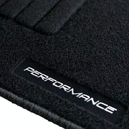 Car Lux Tapis de sol sur mesure pour BMW série 3 E90 Sedan et E91 Touring Performance PB