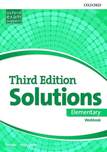 Solutions Elementary Wb - 3Rd Ed