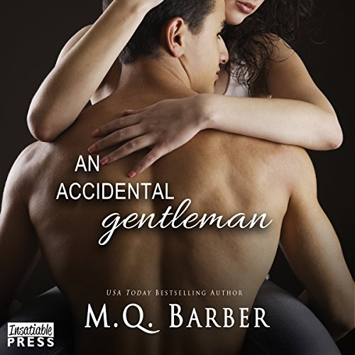 An Accidental Gentleman audiobook cover art