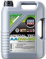 Liqui Moly 1686739 ((4) SPECIAL TEC AA 0W-20, 5 Litre