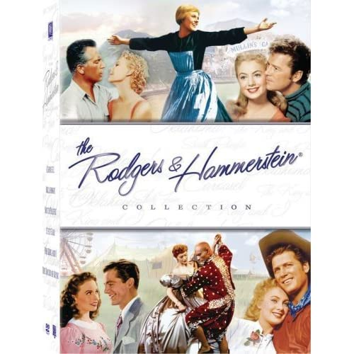 51b221b6 Amazon.com: The Rodgers & Hammerstein Collection (The Sound of Music / The  King and I / Oklahoma! / South Pacific / State Fair / Carousel): Julie  Andrews, ...