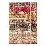 Bilderwelten Stampa su Legno - Paul Klee - Pannello Jungwald 70x48cm