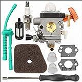 CIVIKY Kit de Filtro de Combustible de Aire de carburador Aftermarket para Stihl...