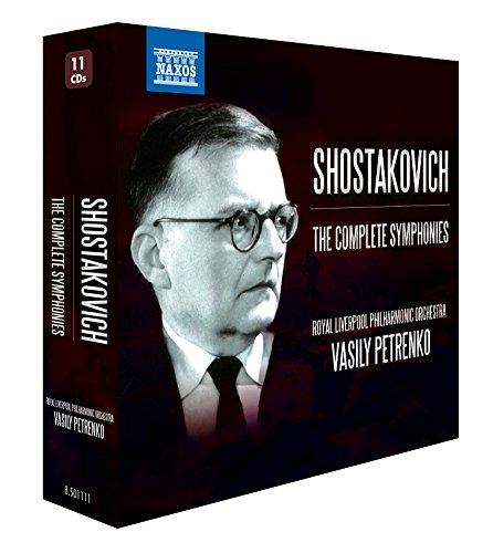 ショスタコーヴィチ:交響曲全集[Box set, 11CDs]