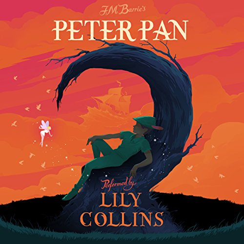 Peter Pan Audiobook By J. M. Barrie cover art