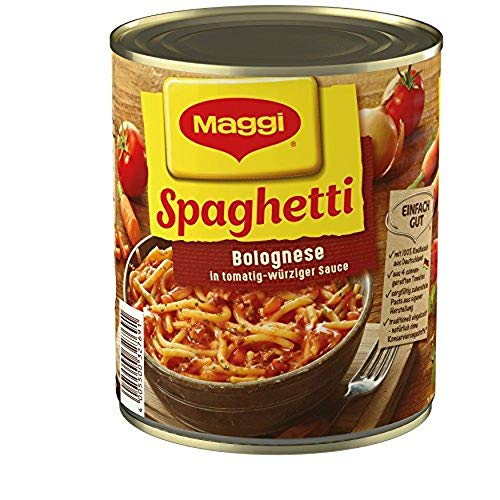 Maggi Spaghetti Bolognese 810g