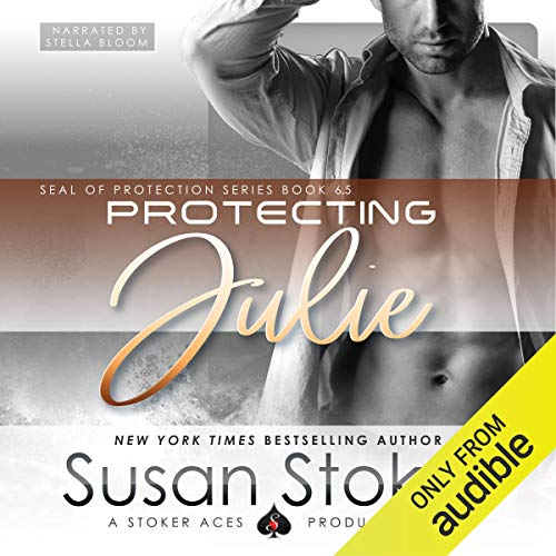 Protecting Julie audiobook cover art