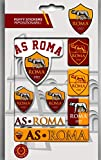 AS Rom Aufkleber Bubble Sticker - AS Roma Bubble Sticker -
