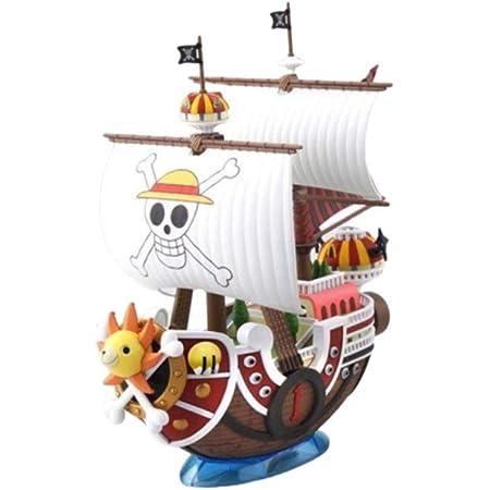 ワンピース 偉大なる船(グランドシップ)コレクション サウザンド・サニー号 (From TV animation ONE PIECE) 色分け済みプラモデル