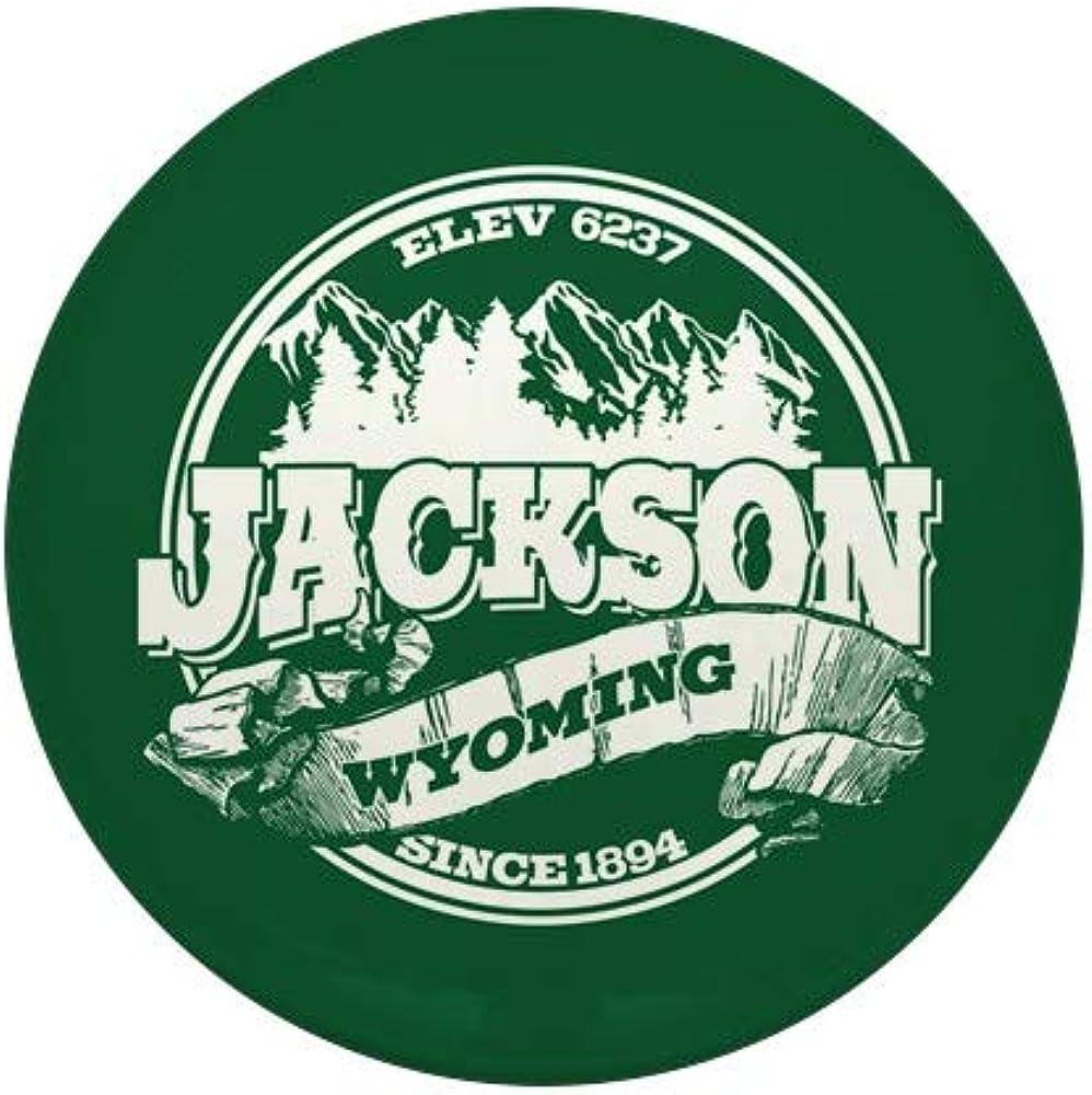 CafePress Jackson Luxury Old Circle 1