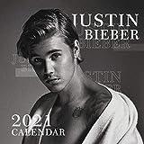 Justin Bieber: 2021-2022 calendar 8.5 x 8.5 glossy paper...