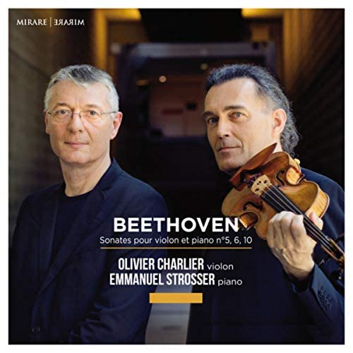 Olivier Charlier & EMMANUEL STROSSER