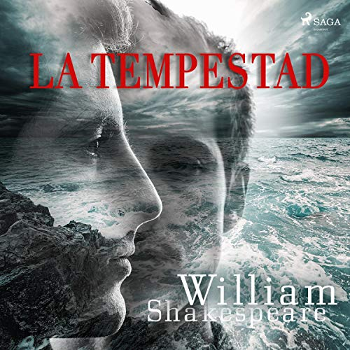 La tempestad audiobook cover art
