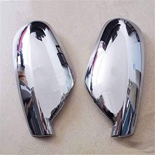 Espejos de ala del coche Cubiertas de reemplazo 2pcs Accesorios for automóviles...