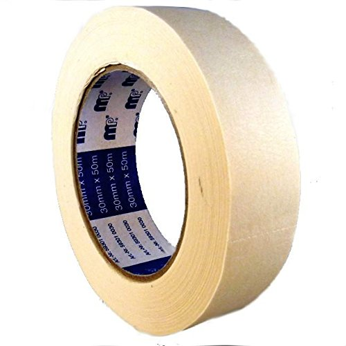 MP Mipa Tape 80° 50 m Rolle x 30 mm Abdeckband