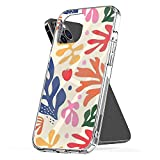 Phone Case Matisse Flowers Art Compatible with iPhone 6 6s 7 8 X XS XR 11 Pro Max SE 2020 Samsung Galaxy Charm Funny Shock