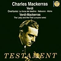 Verdi: Overtures / The Lady and the Fool (2004-02-23)
