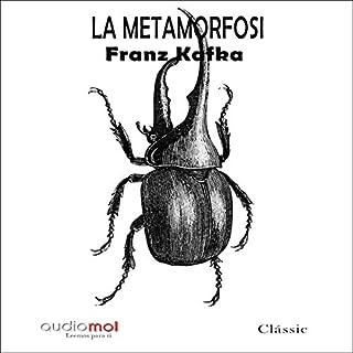 La metamorfosi [The Metamorphosis] (Audiolibro en Catalán) Titelbild