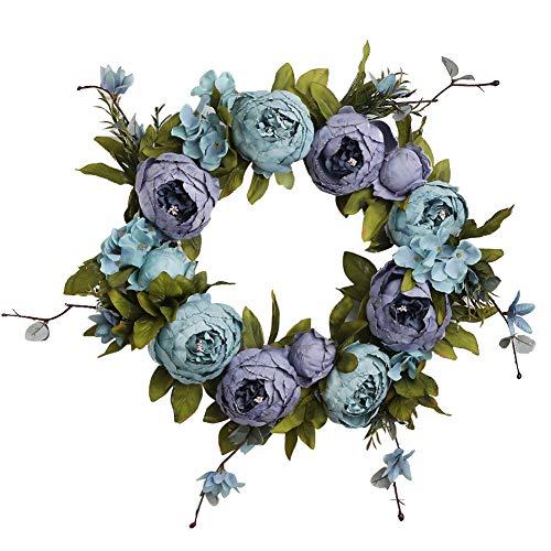 Minions Boutique Fleur Artificielle Guirlandes Simulation Florale Porte Guirlande Artificielle Rose Guirlande pour La Maison Mur Jardin De Mariage Partie Décor