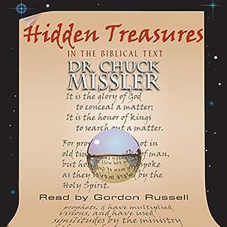 Hidden Treasures in the Biblical Text audiobook cover art