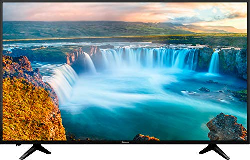 HISENSE H50AE6000 TV LED Ultra HD 4K HDR, Precision Colour, Super Contrast, Smart TV VIDAA U, Tuner DVB-T2/S2 HEVC HLG, Crystal Clear Sound 20W, Wi-Fi
