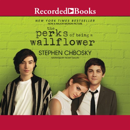 The Perks of Being a Wallflower by Stephen Chbosky - Most people think 15-year-old Charlie is a freak. But then seniors Patrick and his beautiful stepsister Sam take Charlie under their wings and introduce him to their eclectic, open-minded, hard-partying friends....