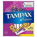 Tampax Radiant Régulier Tampons avec Applicateur 16 - Lot de 3