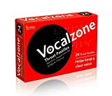 12 x Vocalzone Throat Pastilles 24 Throat Pastilles