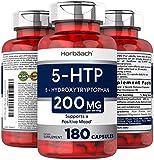Horbaach 5-HTP 200 mg   180 Capsules   5HTP Extra...