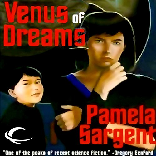Venus of Dreams audiobook cover art