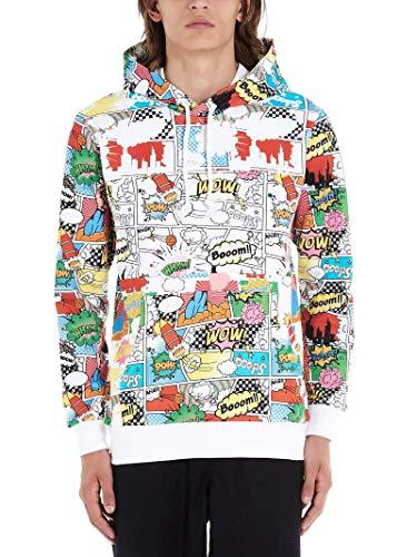 Comme des Garçons Shirt Luxury Fashion Herren W271011 Multicolour Baumwolle Sweatshirt   Herbst Winter 19
