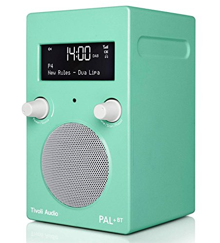 Tivoli Audio Pal+ BT Fashion FM/Dab+ Portatile Radio con Bluetooth