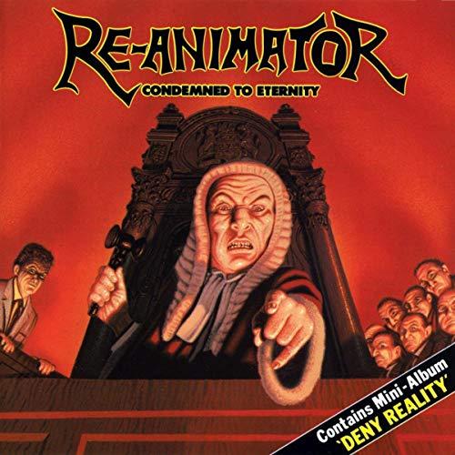 Re-Animator: Condemned to Eternity (Audio CD)