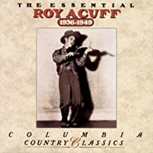 Essential by Acuff, Roy (2008) Audio CD
