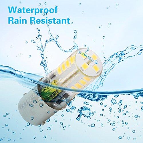 HRYSPN 1156-5w-6000k Waterproof