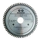 Inter-Tech Craft 125mm Hoja de sierra Top calidad...