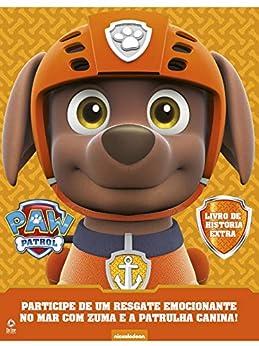 Patrulha Canina: Livro de História Extra 05 por [On Line  Editora]