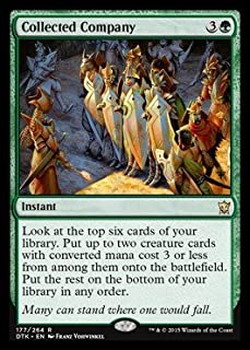 Magic: The Gathering - Collected Company (177/264) - Dragons of Tarkir