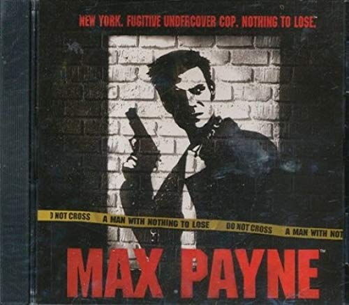 Max Payne (porta-joias) - PC