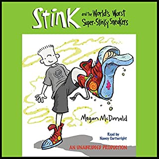 The World's Worst Super Stinky Sneakers cover art