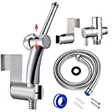 Best Hand Held Bidets - Handheld Bidet Sprayer for Toilet, 90°Precision Pressure Control Review
