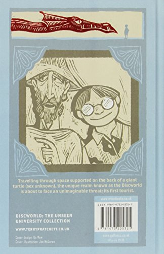 The Colour of Magic: Discworld: The Unseen University Collection (Discworld Hardback Library)
