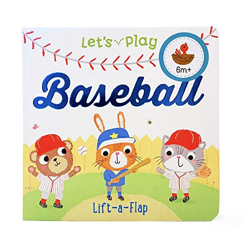 Let's Play Baseball (Chunky Lift-a-Flap Book)