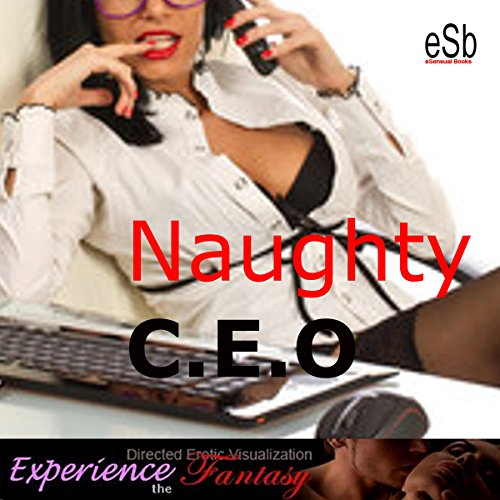 Naughty CEO audiobook cover art