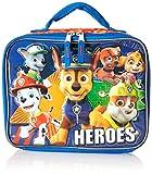 Paw Patrol B18PP38353TU Heroes Lunch Bag Tote, One Size, Blue Fashion, Multi