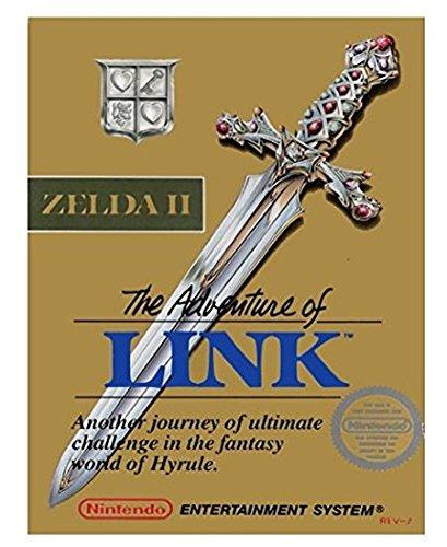 The Legend of Zelda: Adventure of Link